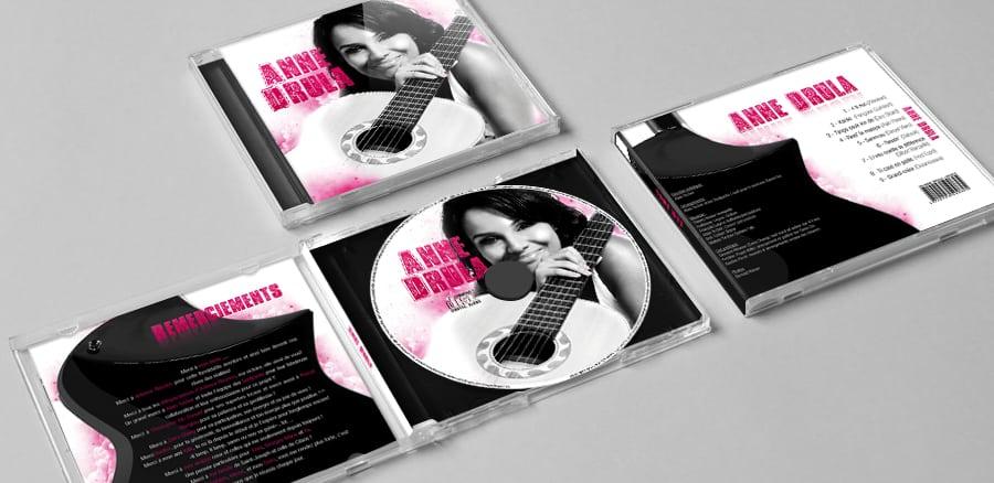 Anne Drula - Album Visuel