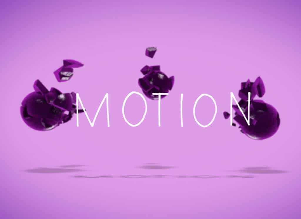 Expérimentation de motion design