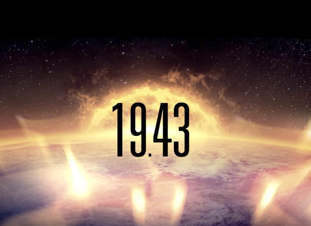Générique d'intro pour la série 19.43