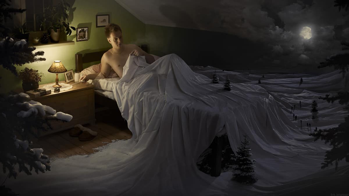Erik Johansson - Snow Cover