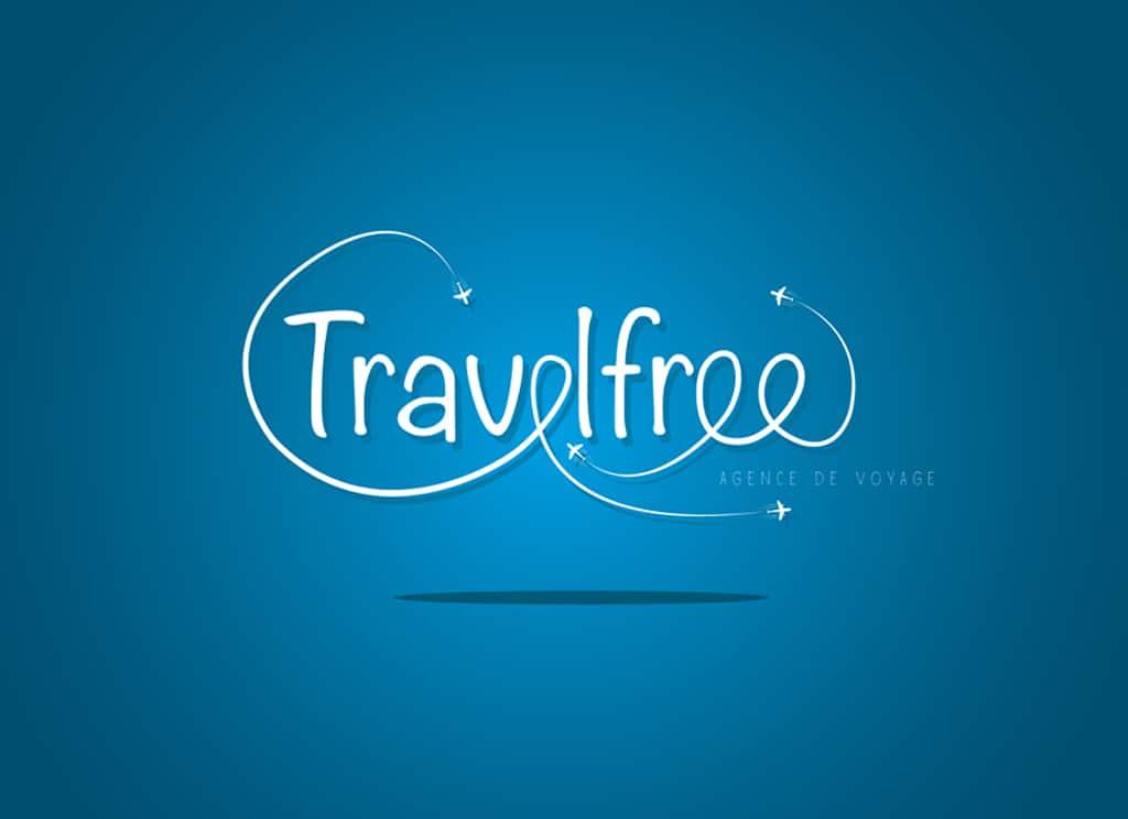 Logo - Travelfree - agence de voyage
