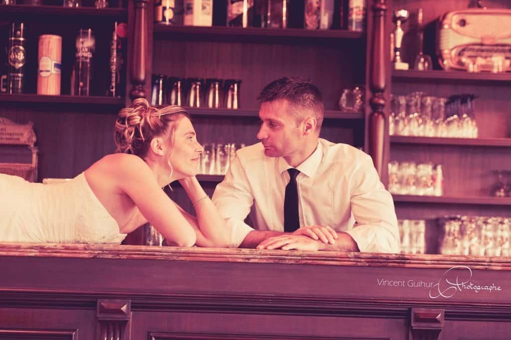 Mariage bar